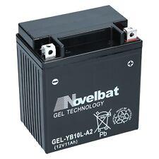 wartungsfrei einbaufertig mit Pfand Gel-Batterie Honda CBR 1100 XX 01-08 SC35