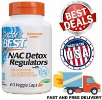 N-Acetyl Cysteine (NAC) 60 Capsules 600 mg Helps Support Cellular Health Liver