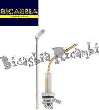 8387 - RUBINETTO SERBATOIO BENZINA SIP FAST FLOW VESPA 50 125 PK S XL N V RUSH