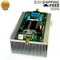 30W 50W 100W Shortwave Power HF RF Amplifier HF Linear Amp 2-54MHz for Ham Radio