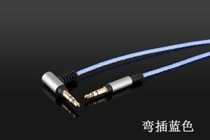 Silver Plated Audio Cable For SONY WH-H810 WH-H800 WH-H900N H910N headphones