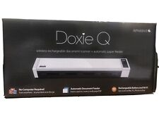 Doxie Q wireless rechargeable document scanner with automatic document feed K11