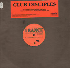 CLUB DISCIPLES - Really Deep - Trance Communications Red