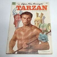 Tarzan Comic Book #53, Dell Comics(1954) VERY GOOD+ condition -- low price