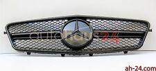 2010-2013 MERCEDES E CLASS W212 E350 E550 SEDAN GRILLE E63 LOOK INCL OEM STAR