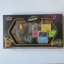 More details for pokemon detectice pikachu on the case tcg figure collection new
