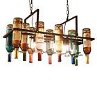 Beer Bottle Chandelier Beer Rack Light Lighting Bottle Decor Pendant Cafes & Bar
