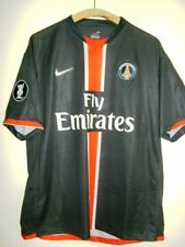 PSG MAILLOT COUPE UEFA 2006 2007 PARIS SAINT GERMAIN SHIRT CLEMENT CHANTOME N 20