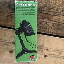 cabeza de cristal Escala pantalla Cullmann 52125 Alfa 2500 Kit Trípode de 64 pulgadas de plata con Bolsa Y 3-Way
