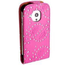 Gemusterte Handy-Taschen & -Schutzhüllen aus Kunstleder für Samsung Galaxy S III