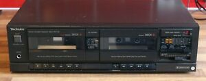 Technics RS-T22 Double Stereo Cassette Deck