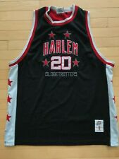 Harlem Globetrotters #20 Haynes Jersey And Shorts Size Xxl 75th Anniversary