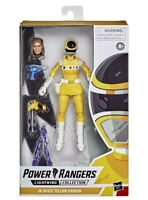 Power Rangers Lightning Collection - In Space Yellow Ranger Action Figure