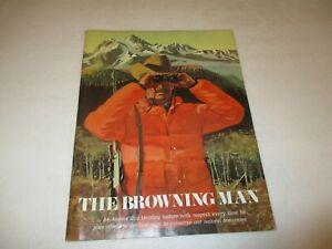 Browning catalog 1973 - rifles, shotguns, camping, archery, boots