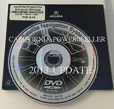 Honda Navigation DVD 2013 update 00 2001 2002 2003 2004 2005 Pilot Odyssey