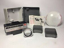 Rare Polaroid Closeup Kit #543/583 100 230 340 440 Instant Pack Film Camera