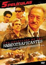 Una Coleccion de los Narcotraficantes (DVD, 2010, 2-Disc Set) 5 Pelicula * NEW *
