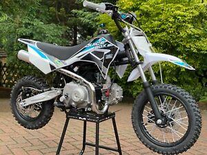 Stomp juicebox 90cc pit bike automatic kids mx
