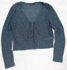 "Sandwich XL 38"" B Grey Shrug Bolero Cardigan Soft With Mohair Casual Cover Up"