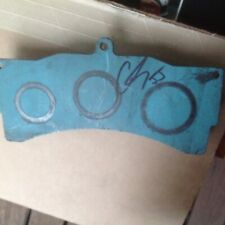 V8 SUPERCAR GENUINE USED RACE PART ORIGINAL HANDSIGNED by CHAZ MOSTERT