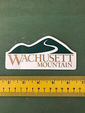 Wachusett Mtn. Sticker Skiing