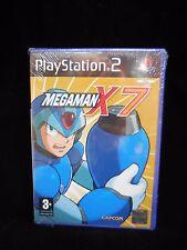 Megaman X7 para playstation 2 Pal Nuevo y precintado