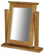 Wooden Contemporary Dressing Table Decorative Mirrors