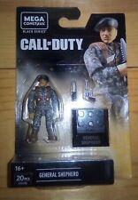 Call Of Duty Black Series Mega Construx General Shepherd