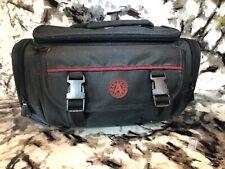 AMBICO Black Nylon Canvas Camera Bag
