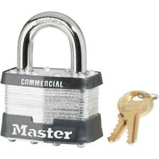 "5KA 2"" Master keyed alike padlock, set of 12"
