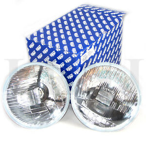 LAND ROVER DEFENDER & RR CLASSIC WIPAC SEALED BEAM TO HALOGEN CONVERSION KIT RHD