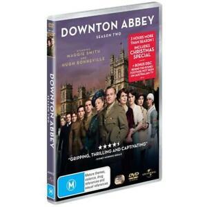 DOWNTON ABBEY SEASON 1 & 2 DVD, NEW & SEALED, FREE POST.