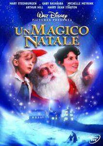Dvd Un Magico Natale .....NUOVO