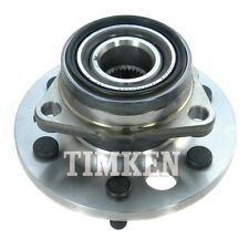 Wheel Bearing and Hub Assembly-4WD Front Timken 515001
