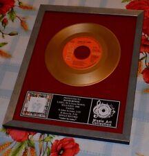 DAVID BOWIE  bild sinGLE  7''schallplatte GOLD records GOLDEN  Fanartikel