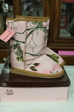GIRLS BOOTS BY REALTREE APC MOUNTAIN CREEK-1/2 PRICED- SALE-FREE SHIP- SIZE 3M