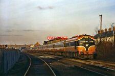 PHOTO  IRISH RAILWAY - CIE LOCO NO  005 ADELAIDE 13.01.1991