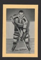 1934-44 Beehive Group I Boston Bruins Photos #14 Don Gallinger