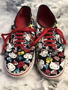 Vans x Hello Kitty Size 6