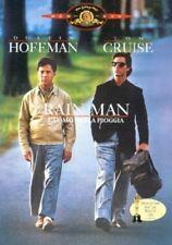 RAIN MAN (DVD) CON DUSTIN HOFFMAN E TOM CRUISE - NUOVO, ITALIANO, ORIGINALE