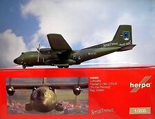 Herpa Wings 1:200 Transall C-160  Luftwaffe LTG 61 Luftwaffe 50+64   558860