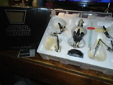 Star Wars Gentle Giant Mini Bust COA Limited Edition General Grievous #5164/