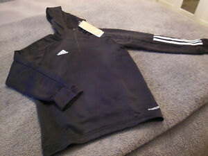 Boys Adidas Top hoodie age 7-8 years BNWT!