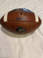 Northern Illinois Huskies Game Used Football
