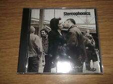 "STEREOPHONICS "" PERFORMANCE AND COCKTAILS "" CD ALBUM - UK FREEPOST"