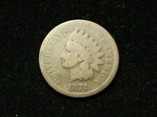 SUMMER SALE! *COLLECTIBLE COIN*  1874  INDIAN HEAD CENT PENNY #24s