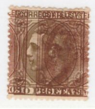 Spain,Edifil#209var,2c on 10p,Double printing,Roig Signature,MH,Edifil=$2375e