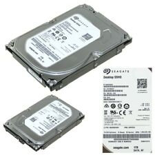 Seagate 1TB SSHD ST1000DX001 7200-RPM 64MB Sata 3