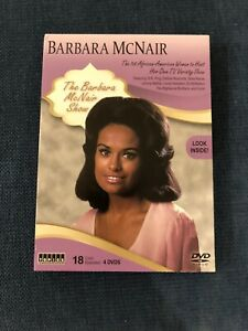 The Barbara McNair Show On DVD - 18 Episodes On Dvd