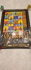 Cigarfest 2007 Autographed Signed Poster Felipe Gregorio Torano Gurkha Graycliff